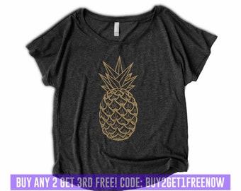 79f186329d32d Women s Pineapple Shirt