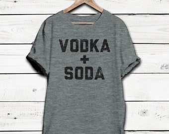 4e56fe20cea Vodka T-Shirt