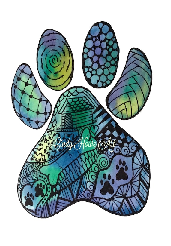 Dog Paw Print Png File Dog Print Transparent Png File Etsy Polish your personal project or design with these paw print transparent png images, make it even more. etsy