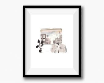 Morning - 8x10 Print