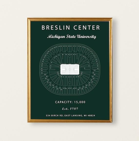 Lovely Jack Breslin Seating Chart