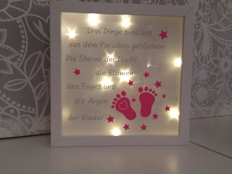 Light Frame  Baby foot  image 0