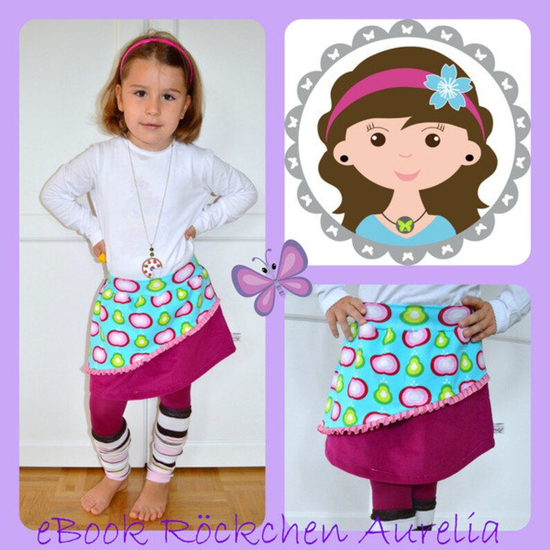 ebook  Skirt Aurelia  image 0