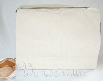 Canvas bag SAND large