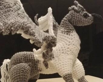 Crochet BuckBeak Hippogriff crochet toy crochet hippogriff | Etsy | 270x340