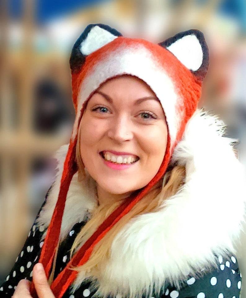 Fantastic Mr Fox Costume Hat image 0