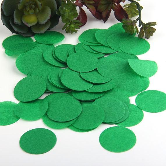 Emerald Green,Tissue Paper Confetti, Paper Confetti, Confetti, Balloon Confetti,Party Decoration, 3cm / 1,18'' , 400 pcs