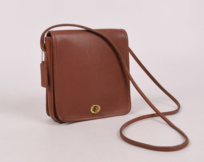 Vintage Coach Leatherware + Wallet