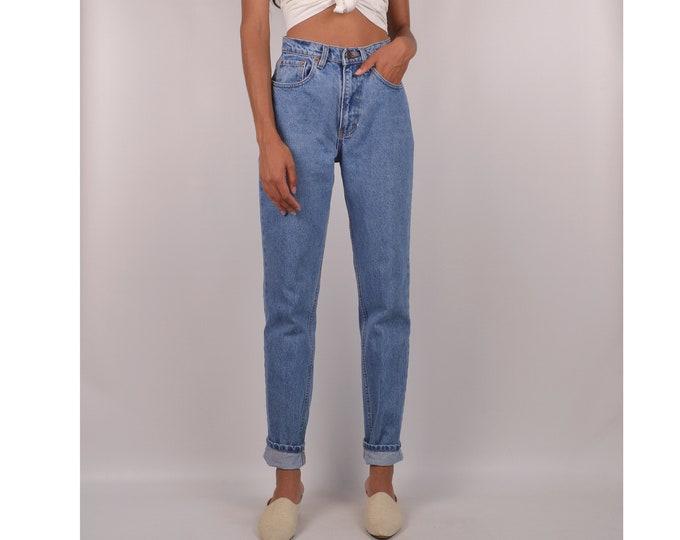 "SALE Vintage Jordache Tapered Jeans / 25""W"
