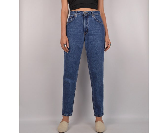 """SALE LEVI'S 550 Tapered Jeans / 28""""W"""