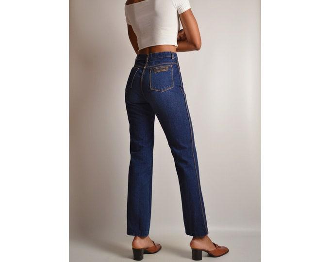 "Vintage Gloria Vanderbilt Jeans (27""W)"