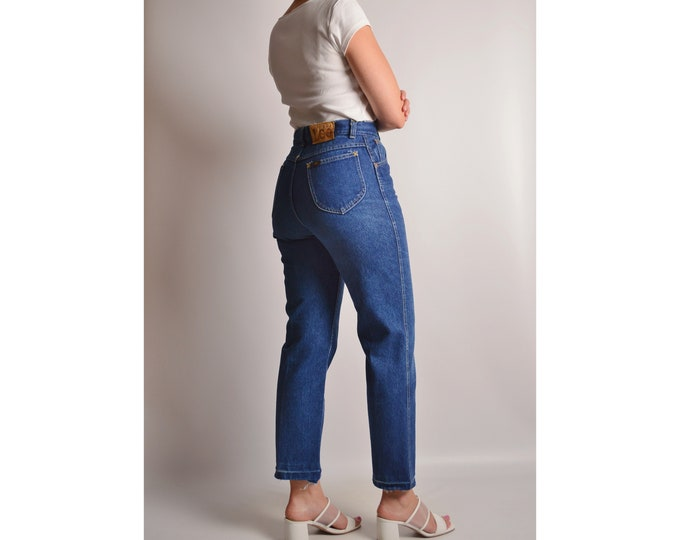 "Vintage LEE High Waist Jeans (29""W)"