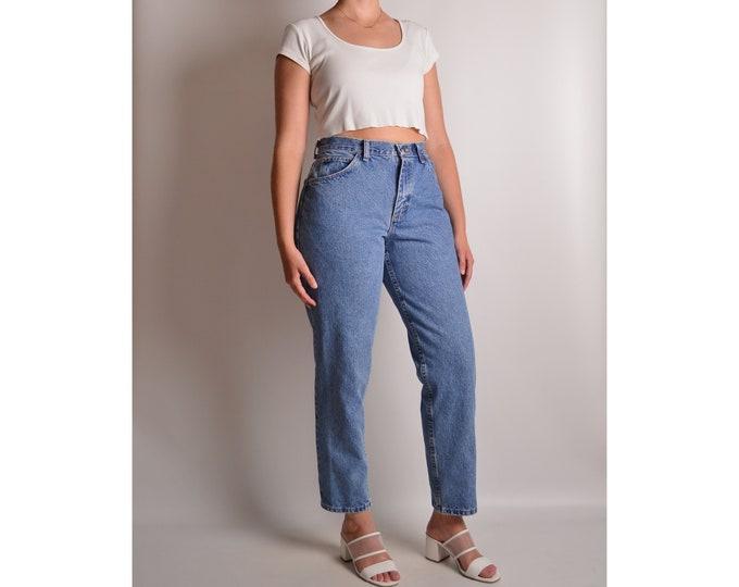 "Vintage Gitano High Waist Jeans (29""W)"