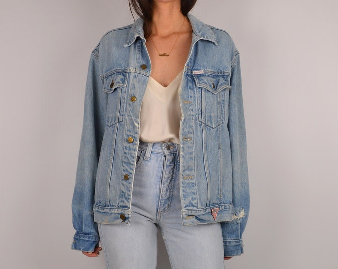 Vintage Guess by Marciano Denim Jacket (S-L)