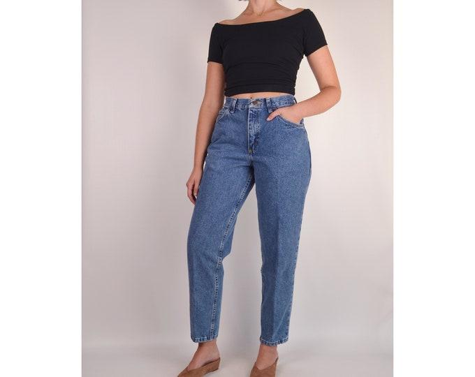 Vintage Gitano Tapered Jeans / sz 8