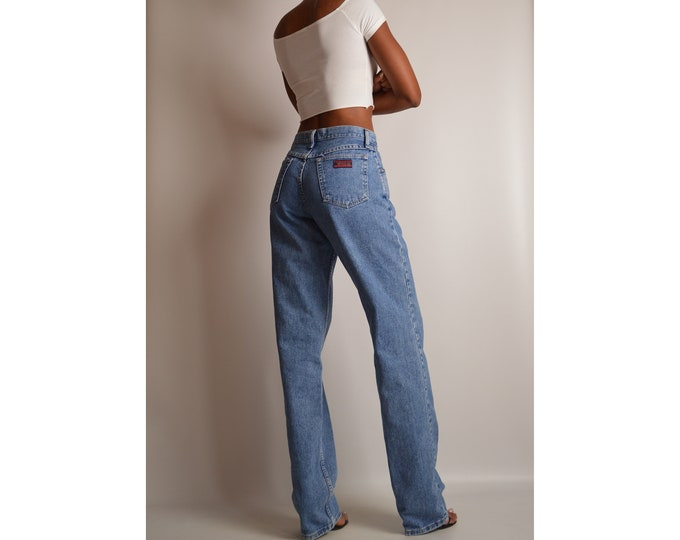 "Vintage Long Length Jeans (29""W)"