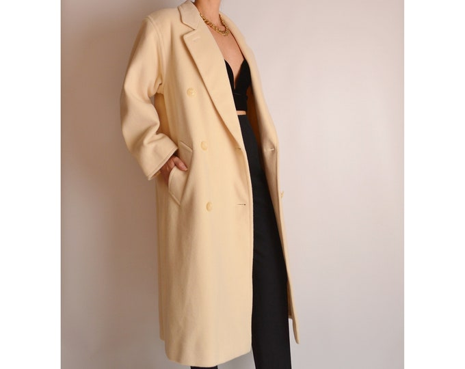 Calvin Klein Wool Coat Winter (M-L)