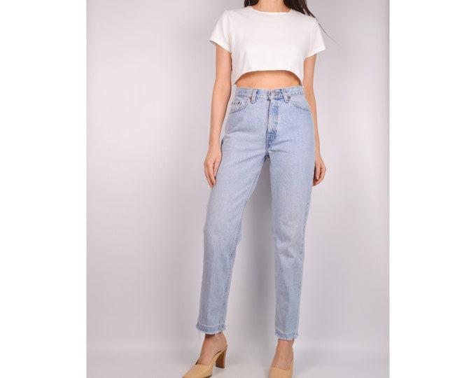 "Vintage LEVI'S 512 Frayed Jeans / 28""W"