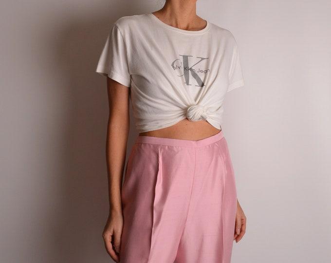 Vintage Calvin Klein Tee Shirt (S-L)