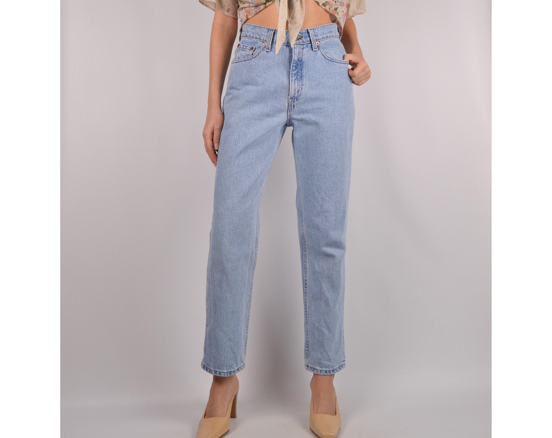 af51b1b853c 15% off SALE Vintage LEVI'S 512 Jeans / 28