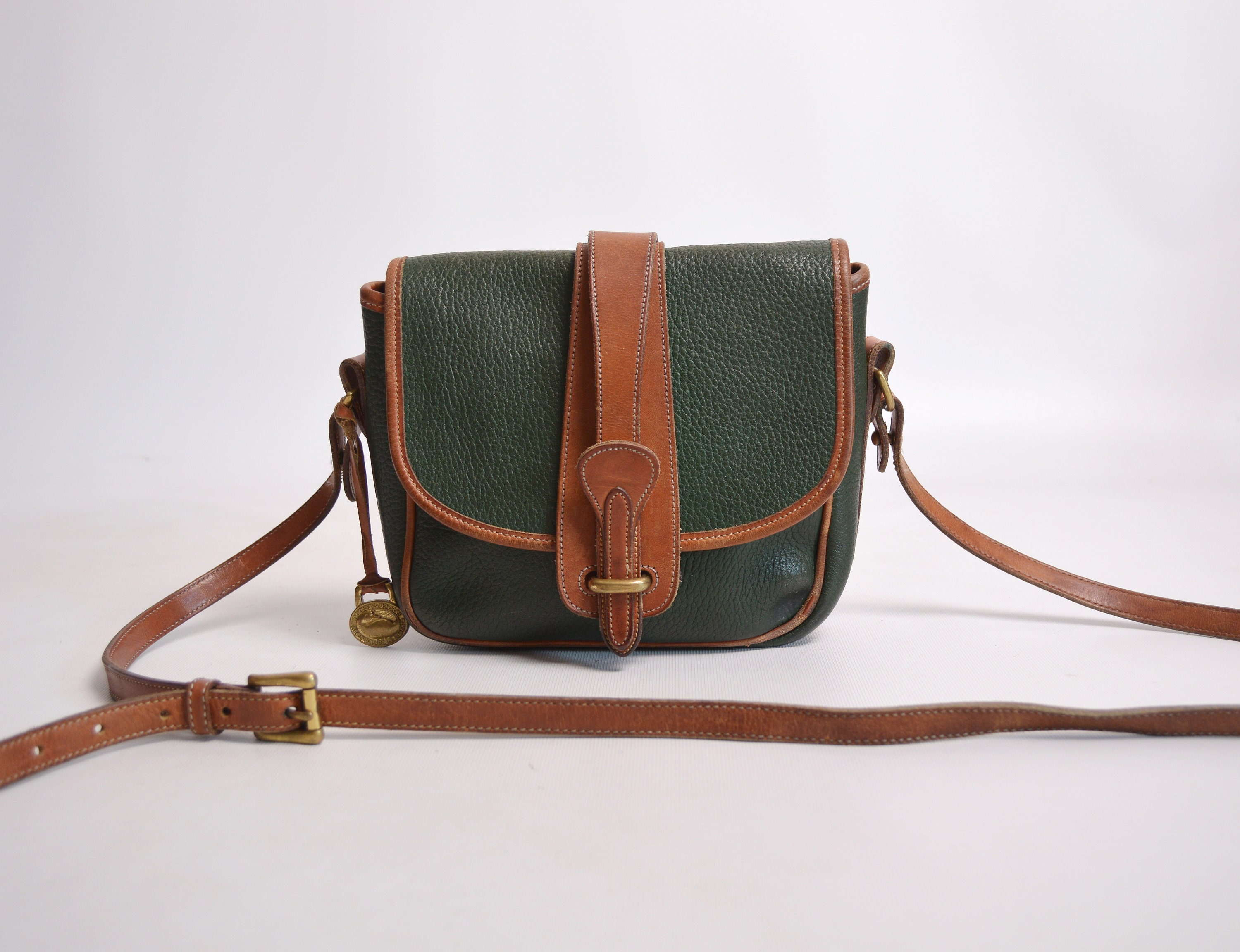 1e6962f49780 Dooney   Bourke Equestrian Binocular Bag   All Weather Leather ...