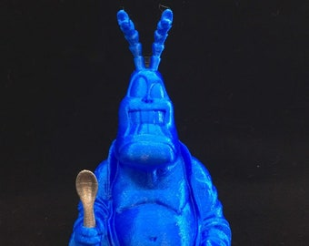 The Tick - Buddha (Blue)