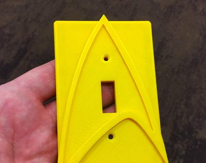Star Trek - Switchplate Cover