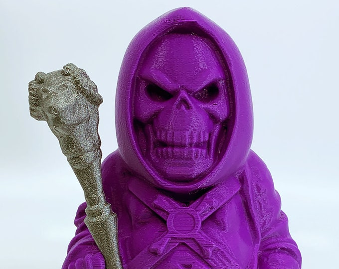 Skeletor Buddha (Purple)