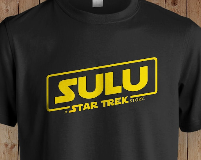 Star Trek Inspired Shirt | Star Trek | Star Trek Gift | Boldly Go | Star Trek Sulu