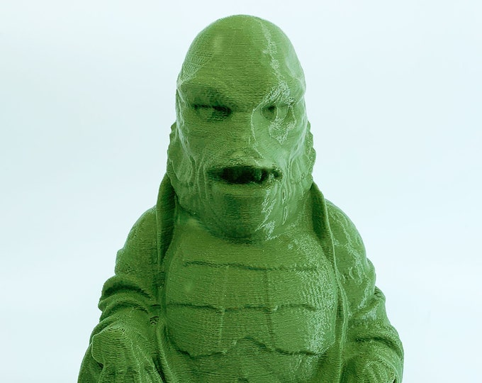 Creature from the Black Lagoon Buddha (G.I. Joe Green)