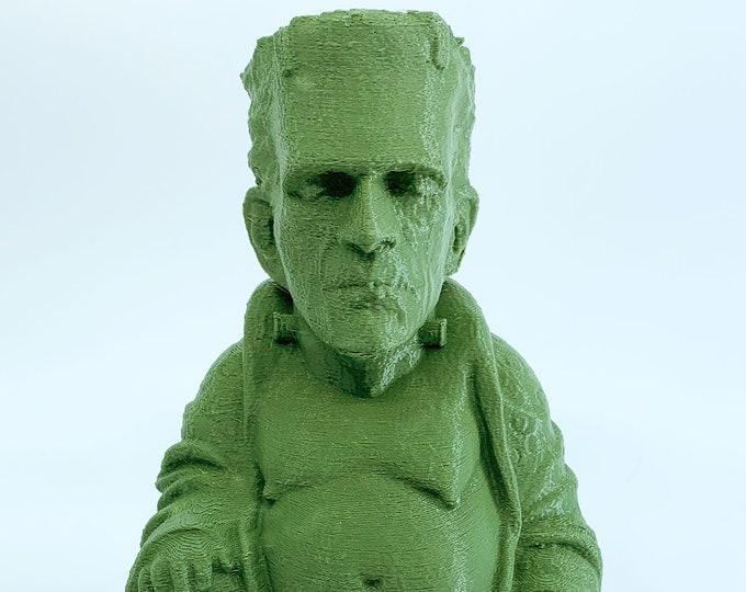 Frankenstein Buddha (G.I. Joe Green)