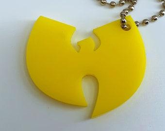 Wu-Tang Clan Logo - Keychain