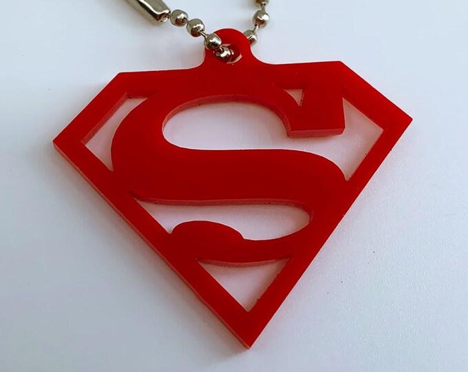 Superman - Keychain