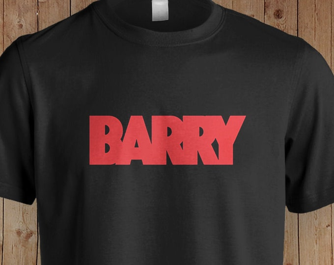 BARRY - Tshirt