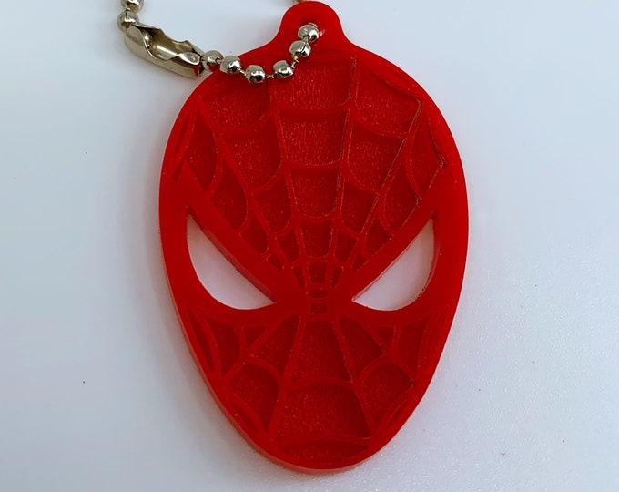 Spiderman Logo - Keychain