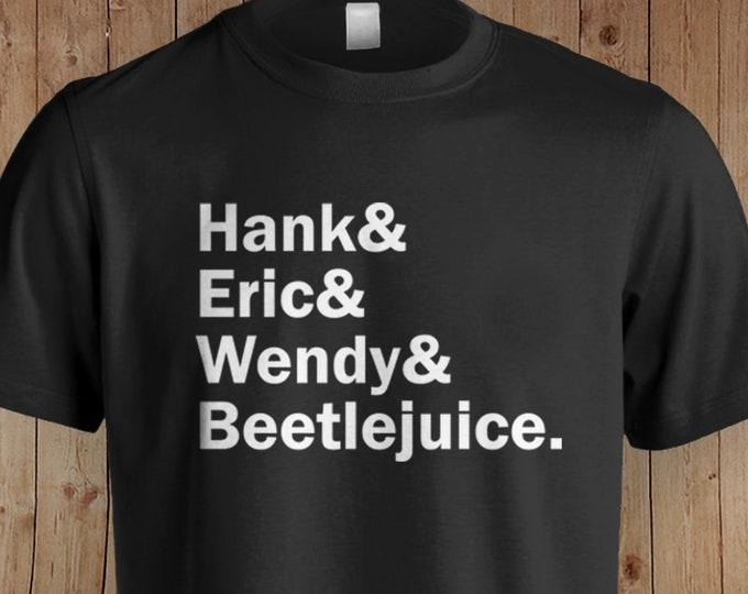 "Howard Stern Wack Pack - ""Origins"" Tshirt"