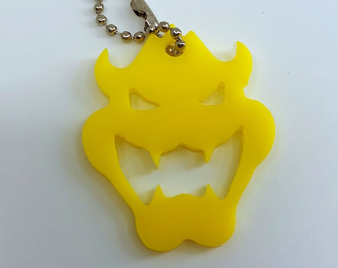 Bowser Super Mario Bros. - Keychain