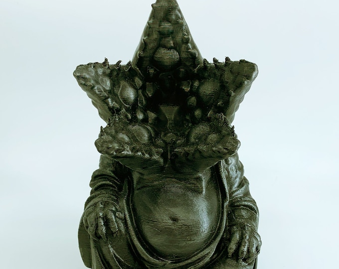 Demogorgon - Stranger Things - Buddha (Hammered Iron)