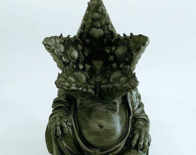 Demogorgon - Stranger Things - Buddha (Hammered Iron)