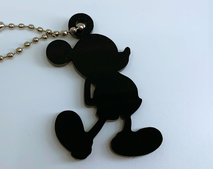 Mickey Mouse Logo - Keychain