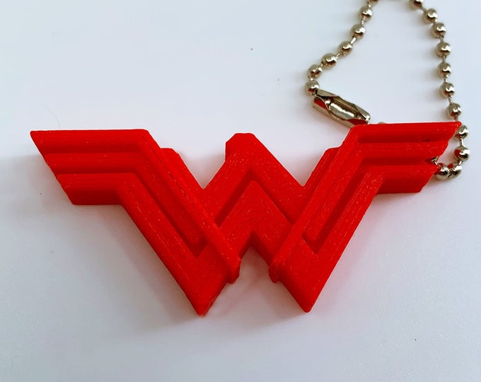 Justice League - Wonder Woman Keychain