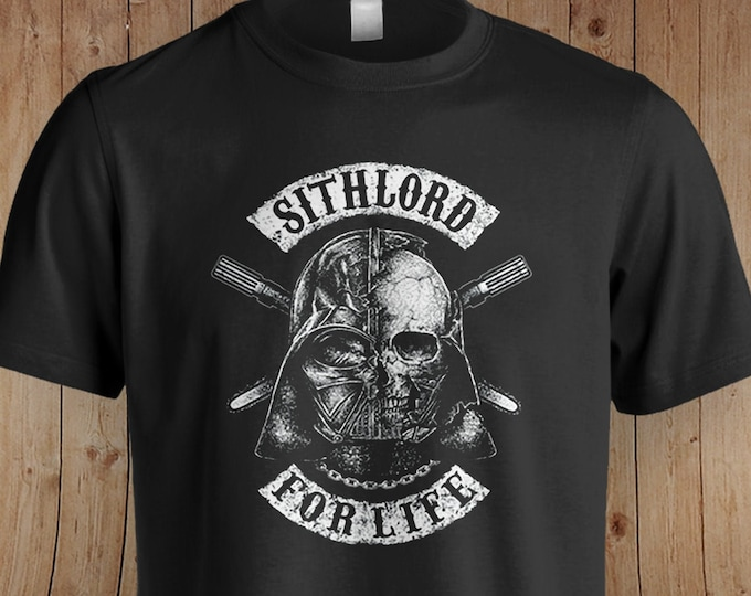 Sithlord for Life  Star Wars Inspired Shirt   Star Wars   Star Wars Gift   The Empire Strikes Back