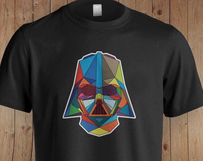 Darth Vader Star Wars Inspired Shirt | Star Wars | Star Wars Gift | The Empire Strikes Back | Vader Geometric