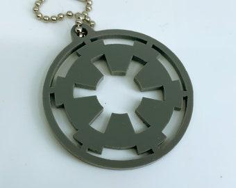 Empire Star Wars Logo - Keychain