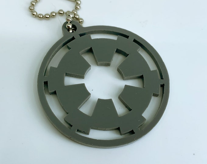Empire Star Wars Logo - Keychain