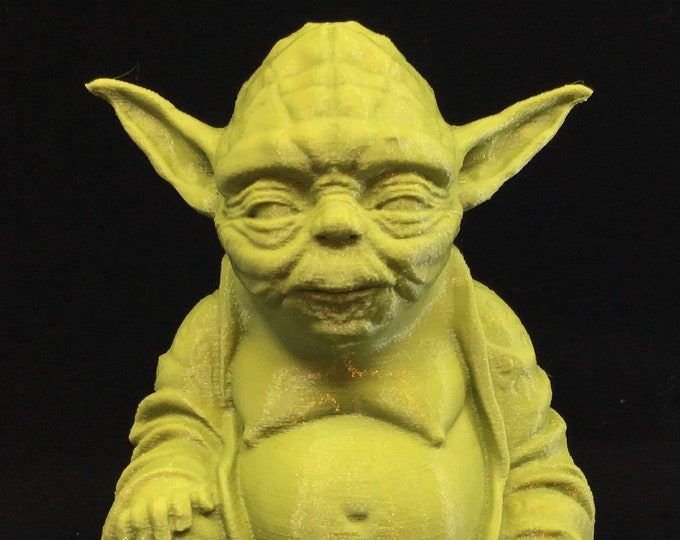 Star Wars - Yoda Buddha (G.I. Joe Green)