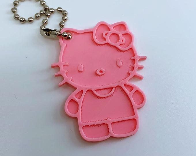 Hello Kitty Logo - Keychain