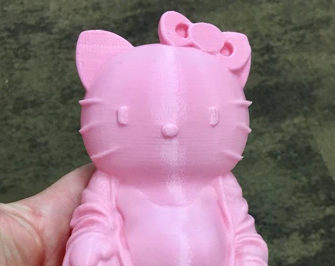 Hello Kitty Buddha (Pink)