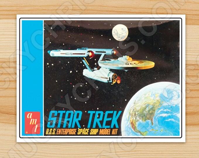Star Trek Enterprise - Sticker