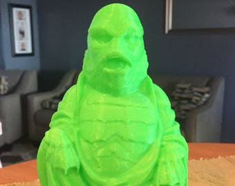 Creature from the Black Lagoon  Buddha (Glow in th the  Dark)